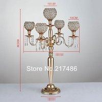 Tenedor de la vela de plata de la plata de la decoración del partido / de la pieza central grande de Candlelabra para la boda