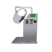 Haushaltslabor Kleine Pellets Coater Electric Mini Pille Poliermaschine Zucker Candy Tablet Beschichtungsmaschine