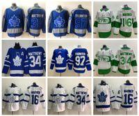 2021 Toronto Ahornblätter Hockey Trikots Mens Auston Matthews Jersey Mitchell Marner Jack Campbell Joe Thornton John Tavares Illiam Nylander Zach Hyman genäht