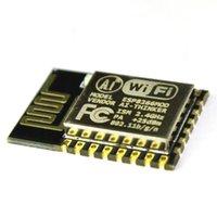 1pcs / lot version ESP-12E (ESPREW ESP-12) ESP8266 Remote Serial Port WiFi Wireless Module LED-moduler