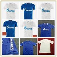 20 21 22 FC Schalke Soccer Jerseys Ozan Kutucu Serdar 2021 2022 04 Harit Raman Football Shirt Maillot de Pie