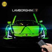 Solo kit di illuminazione a LED per 42115 Super Car Sian FKP37 (il modello non incluso)