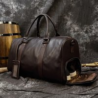 Maheu горячие натуральные кожаные мужчины женщины путешествия сумка мягкая натуральная кожа коровьей носить ручную багажную сумку путешествия сумка мужская женщина