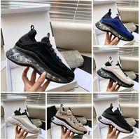 디자이너 럭셔리 스 니 커 즈 남자 여성 신발 캐주얼 파티 벨벳 두꺼운 하단 혼합 메쉬 섬유 상자 크기 35-45와 최고 품질
