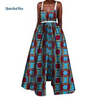 Fashion Dresses For Women Party Casual Date Dashiki African Clothes WY8607 Ethnic Clothing