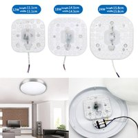 Panel Light SMD 2835 Module Lamp Energy Saving 220V Bright Ceiling Board Indoor Wall Lighting Modules LED