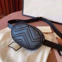 Luxurys designers hommes femme sac de taille mini ceinture poitrine poitrine sacs classiques branchebody sac à bandoulière de mode unisexe