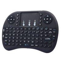 미니 i8 무선 다기능 키보드 2.4G 한국어 마우스 키보드 원격 제어 터치 패드 스마트 안 드 로이드 TV 박스 노트북 태블릿 PC