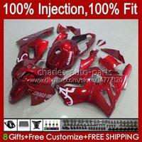 100% FIT Injektion för Kawasaki ZX1200 C ZX 1200 12R 1200CC 00 01 Silvery Green 48HC.21 ZX 12 R ZX12R 00 01 ZX-12R 2000 2001 OEM Fairing Kit