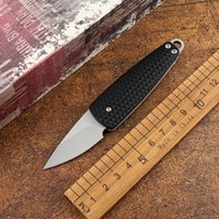 Nylon handle 8Cr13MoV blade tactical survival outdoor hunting camping self-defense EDC multi-function tool 7086 folding knife