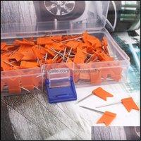 لوازم منتجات الإيداع الأعمال الصناعية 200 قطع العلم البرتقالي دفع مسمار الإبهام تك كورك مجلس خريطة دينغ دبابيس للمكاتب الرئيسية مدرسة ستاتي
