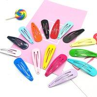 30pcs 5cm Kawaii su chasquido y clips BB Metales Pines de pelo para niños para niños Mujeres Accesorios de estilo 957 V2