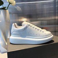 Top Qualität Herren Womens Leder Lässige Schuhe Lace Up Comfort Hübsche Herren Trainer täglich Lifestyle Skateboarding Schuhgröße 36-45CZQW #