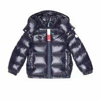 Designer Monclair Mens Down Bambini Francia Brand Parka Giacca Bambini Capispalla Luxury Fashion Girls Girls Boys Cappotti 001