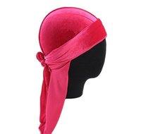 Bandanas يلف القبعات والأوشحة قفازات الملحقات انخفاض التسليم 2021 مصممين مخصص durag 40 تصاميم الأزياء حريري durags الأساسية محدودة تحرير