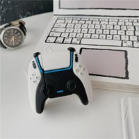 lovey PS5 Game Controller style Protective Case for AirPods 1 2 pro gamepad mold silicone Air Pods pro case Soft Silicone Wireless Bluetooth Earphone Protect cover