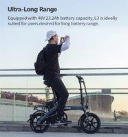 Fiido l3 Nuova bicicletta elettrica 48 V 350W Power City Bike Litio Bike elettrica elettrica Pieghevole Pieghevole E-Bike