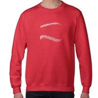 Men's Hoodies & Sweatshirts TARCHIA Autumn Men Cotton Baseball Oversized Hoodie Casual Pullover Tops Plus Size Women Wear