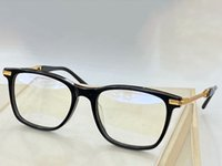 Optical Eyeglasses For Men and Women Retro Style THE REFINED I Anti-blue light lens Square plate Full Frame with box