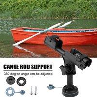 Rafts Inflatable Boats Adjustable Raft Rod Holder Pole Mount Fixed Bracket Fishing Tackle Tool Kayaking Yacht