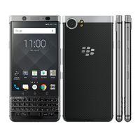 الهواتف الأصلية تم تجديدها BlackBerry Keyone Unlockde الهاتف الخليوي Octa Core RAM 3GB ROM 32GB 12MP SIM 4G LTE