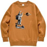 Hoodies dos homens moletonista jogando basquete no espaço homens mornos moletom moletom moletom streetwear puxar h