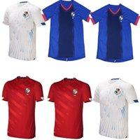 2021 2022 Panamá Futebol Jerseys Accueil Michael Murillo 21 22 Camisetas Eric Davis Alberto Quintero Aníbal Panamá Chemises de Futebol D'Uniformes