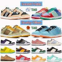 2021 Moda Homens Sapatos De Basquete De Trigo Mocha Chicago Cerâmica Travis Scotts Preto Branco Cimento Raygun Sumba Low Mens Mulheres Sneakers Treinadores