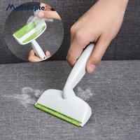Pinceles de limpieza de piel PET PELIGHT Removedor de peluquería Dispositivo reutilizable Diseño de doble cabeza Dust Brusher Ropa Sofá limpiadores fáciles de llevar