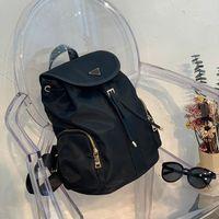 Unisex Luxurys Sports Bag Designers Men's Backpack 2021 Moda Sacos de Ombro Paraquedas Impermeável Nylon Schoold Mochilas
