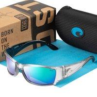 Corbina العلامة التجارية المستقطبة النظارات الشمسية الرجال مرنة الإطار كوستا ساحة الذكور نظارات الشمس لقيادة الأسماك goggle 580P