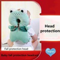 Produtos de segurança das crianças Slings mochilas andando e caindo proteção de cabeça respirável