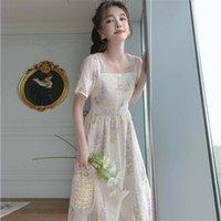 Kleid Kleid Weibliche Sommer Chinesischen Stil Junges Mädchen Show Thin Temperament Verbessert Cheongsam