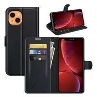 Customize Leather Wallet Cases Magnet Soft TPU Flip Phone Cover for iPhone 11 XS MAX XR X 8 7 6 Plus 12 13 Pro mini