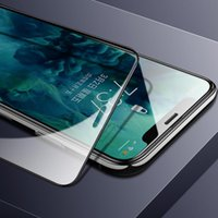 Cep Telefonu Ekran Koruyucuları 2 adet Set 6D Tam Kapak Temperli Cam Film 6/6P / 6 S / 6SP / 7 / 7P / 8 / 8P X Koruyucu Koruyucu