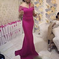 Strapless Off-shoulder Evening Dresses Dubai Arabic Prom Gowns Robe Longue Abendkleider Robes de Soiree Vestidos Abiye