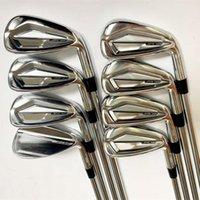 I club da golf da uomo JPX921 Irons set 5-9PGS con albero di grafite r o s flex completo di