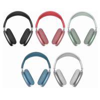 P9 MAX Fones de ouvido sem fio Bluetooth Fones de ouvido TWS Fones de ouvido Subwoofer withmicrophone Handfree Handfree Headset Ruído Cancelando Baixo