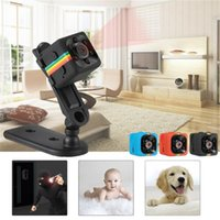 Cameras SQ11 Full HD 1080P Mini Car DV DVR Camera Dash Cam IR Night Vision Black