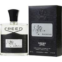 재고! Creed Aventus 향수 녹색 아일랜드 트위드 실버 마운틴 워터 남성용 쾰른 120ml 높은 향기 좋은 품질