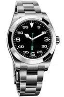 Tasarımcı Erkek Saatler Klasik erkek Spor İzle, Otomatik Mekanik Hareketi, 316 Güzel Çelik Kordonlu Saat, Büyük Dijital Ekran, Gelişmiş W