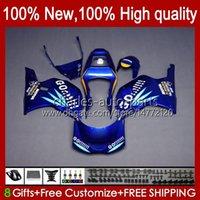 Bodys Kit For YAMAHA TZR-250 TZR 250 TZR250 R RS RR 88-91 Bodywork 31No.6 YPVS 3MA TZR250R 88 89 90 91 TZR250-R TZR250RR 1988 1989 1990 1991 MOTO Fairings Blue GO!!!