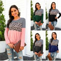 2020 New Arrival Women Tshirts With Patterns Fashion Autumn Spring Sweatshirts For Lady Tees Casual Woman Tee Shirt Tops Size S-2XL