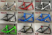 16 لون أفضل بيع T1000 UD Carrowter مفهوم الكربون الطرق إطارات C64 V3RS إطارات مع 48 48 50 52 54 56 سنتيمتر للاختيار