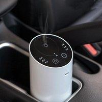 Humidificateurs Huile essentielle Aroma Diffuseur USB Portable Aromathérapie sans eau Pas d'eau Scent machine purifiant nébuliseur silencieux pour la maison