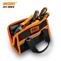 Conjuntos de herramientas de mano profesional JAKEMY JM-B01 B02 B03 Multifunción Oxford bolsas de tela de almacenamiento a prueba de agua Reparación resistente al desgaste portátil B