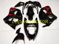 Injection Bodywork Custom Fairings kit for SUZUKI Hayabusa GSXR1300 GSXR 1300 2008 2009 2010 2011 Cowling 2012 2013 2014-2015 Flame Red Black fairing kits