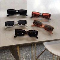 Song New Star Wu Sunglasses Style Yanfei Stesso Alla moda rettangolare Yifan 2021 Trendy Hdobv