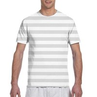 Men's T-Shirts Stripe T Shirt Mens Cotton Tshirt Striped For Men Tee Summer Japanese Casual Streetwear Fitness Tees Oversized tops polos