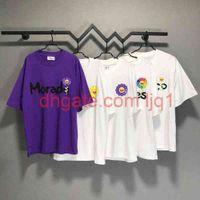 Sun Flower J Balvin Takashi Murakami camiseta hombres mujeres pareja camisetas de gran tamaño 100% algodón camiseta hombres qkgi #